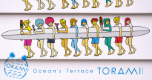 Ocean's Terrace TORAMII 様