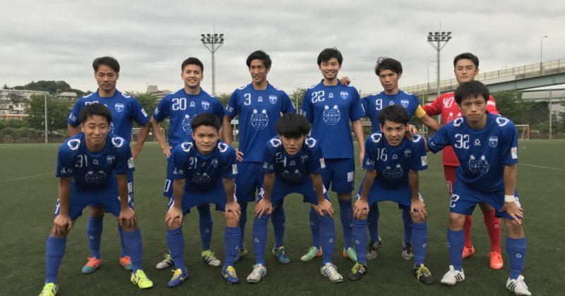 ニュース記事「神奈川県リーグ1部 第17節・六浦FC戦 試合結果」のサムネイル