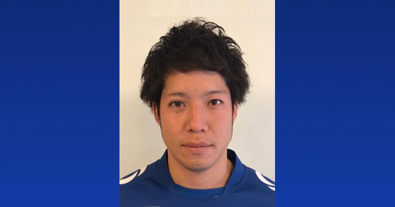 ニュース記事「【唯井竣平選手 加入のお知らせ】」のサムネイル